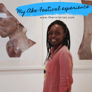 Featured image of Ake festival experience