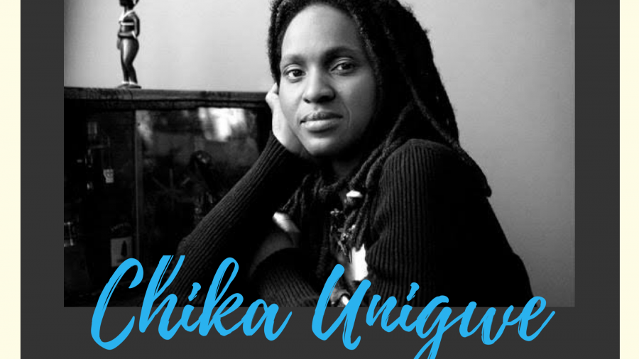 Chika Unigwe on Torie's blog www.thevictoriao.com