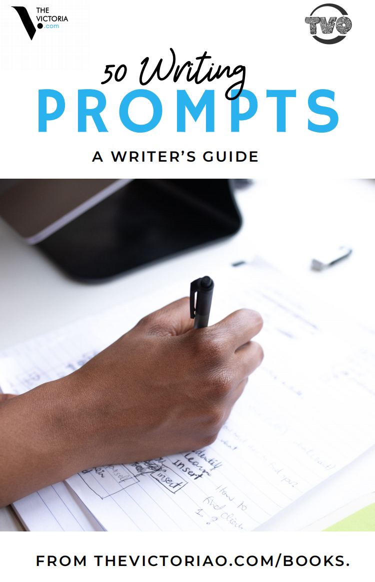 50 writing prompts for Writer's