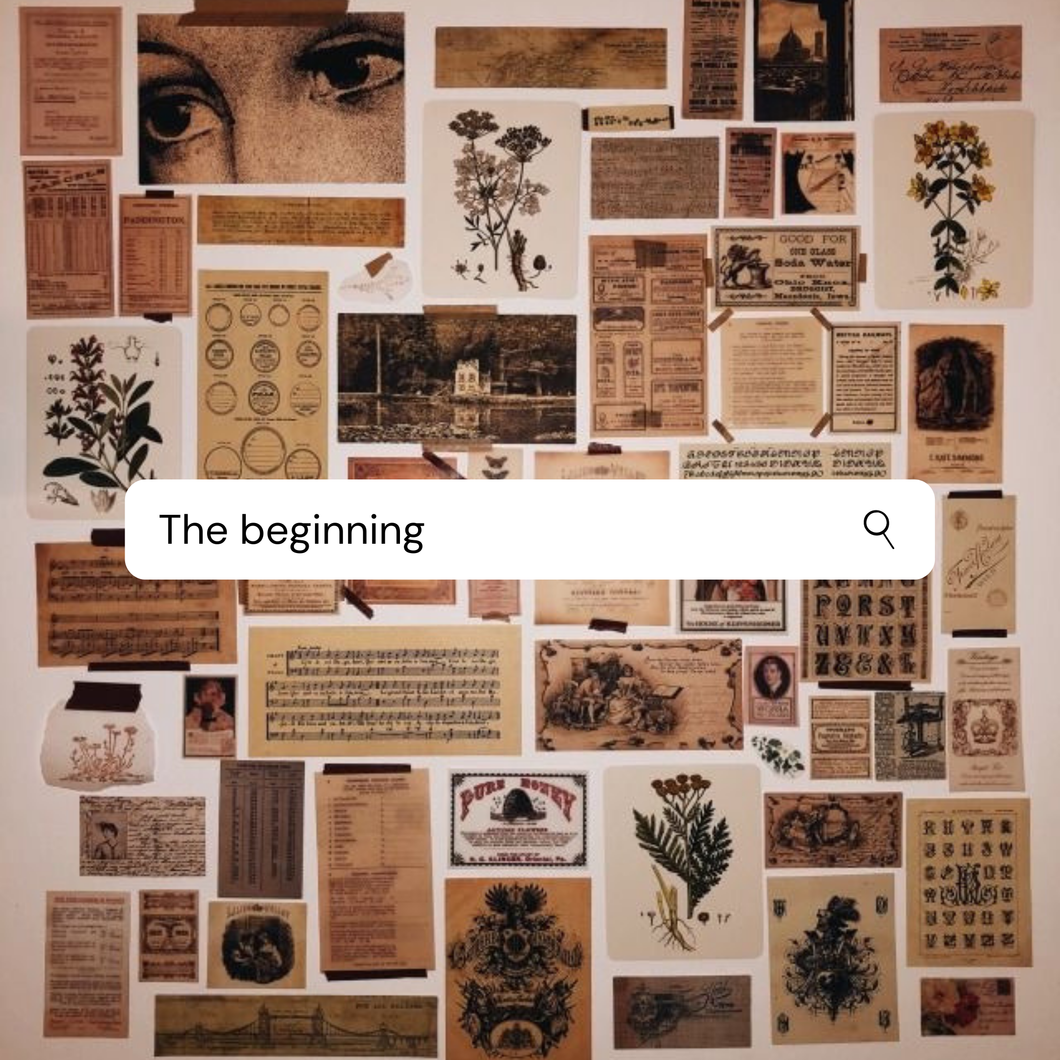 Art from Pinterest, designed with Canva