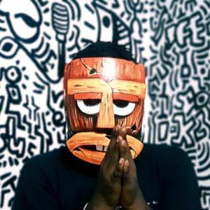 Eniyan masks by Ainaism on Toriesblog